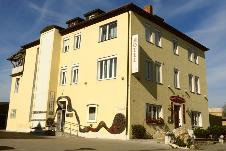 Hotel Salleck Garni in Abensberg