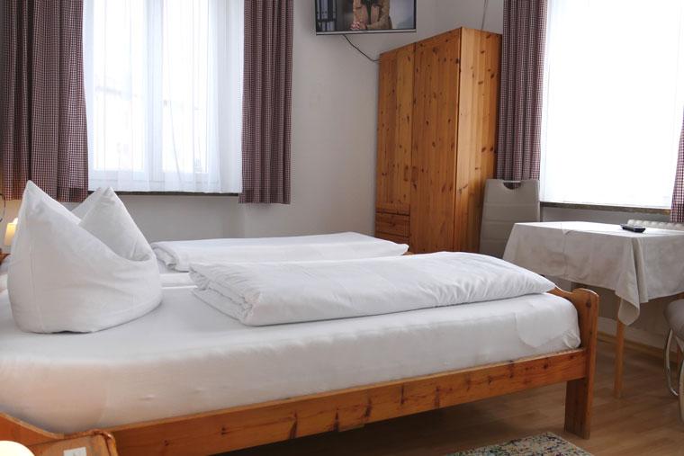 Doppelzimmer in Abensberg