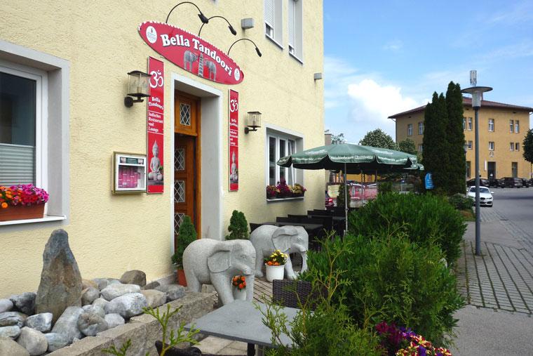 Indisches Restaurant in Abensberg