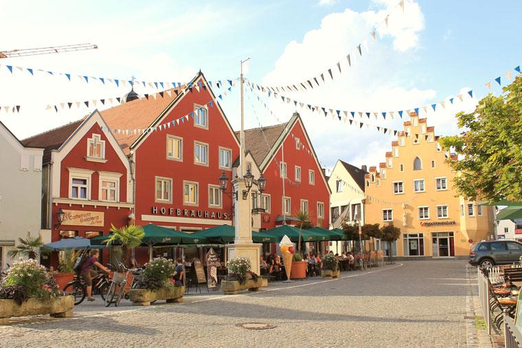 Restaurants in Abensberg
