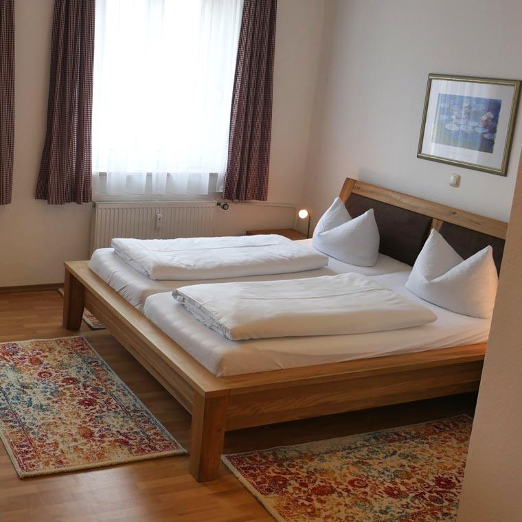 Zimmer von Hotel Abensberg